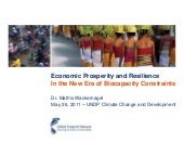 Economic Prosperity and Resilience ...