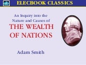 Economics -The Wealth of Nations by...