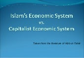 Economic system Vs Capitalist Econo...