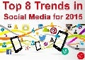 Top 8 Trends in Social Media for 2015
