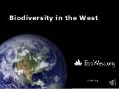 Biodiversity in the American West