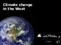 Climate Change in the American West