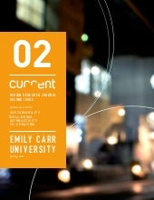 CURRENT - Emily Carr University of ...