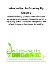 Growing Up Organic: Guide to Organi...