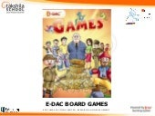 E-DAC CONCEPT BOARD GAMES -   Educo...
