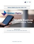 Edelman Mobility Quarterly - Edition One - 8-22-2012