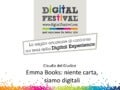 Editoria Digitale: scrivere e raccontare sul web - Digital for Job