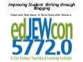 edJEWcon- Quad Blogging