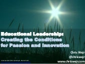 Educational Leadership: Creating th...