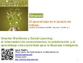 Smarter Workforce & Social Learning...