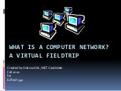 Edtech451 what is a computer network