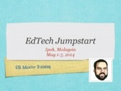 Ed Tech Jumpstart