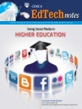 Using Social Media in Higher Education