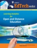 CEMCA EdTech Notes: Learning Analytics for Open and Distance Education