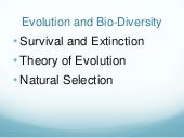 Edu290 part 1 evolution and biodive...