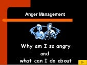 Educ 575 Anger Management Presentation