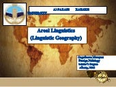 Areal linguistics