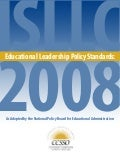 Educational leadership-policy-standards-isllc-2008