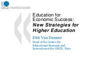 Education for economic success new ...