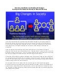 Education, Gamification and Enabling Technologies - The Impact of the Networked Society on Education Practices