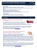 EducationUSA Weekly Update, #334, June 18, 2013