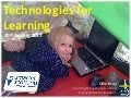 Technologies for Learning in Scotland