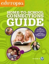 Edutopia home-to-school-guide