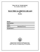 Ee 444 electrical drives be(tx) 2012