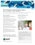 Esri Enterprise Advantage Program