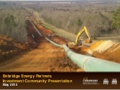 Enbridge Energy Partners LP video