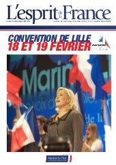 Journal Esprit de la France n°4