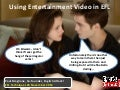 Using Entertainment video in EFL by Paul Maglione