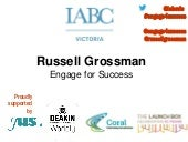 Engage for Succeess: Russell Grossm...