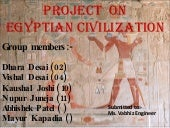 egypt civilization