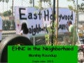 EHNC Monthly Roundup Sep 09