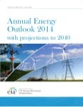 EIA Annaul Energy Outlook 2014 - Issued May 7, 2014