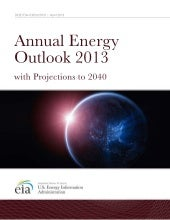 EIA Annual Energy Outlook 2013