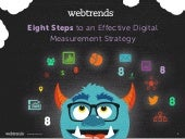 Eight steps to an effective digital measurement strategy 2015