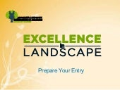 Excellence in Landscape Tutorial