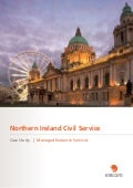 Northern Ireland Civil Service chose eircom to deliver on its networking requirements for shared services