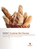 Cuisine de France selected eircom as its contact centre partner