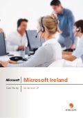 Hear how Microsofts move to voice over IP from eircom delivers cost savings