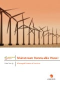 Mainstream Renewable Power chose eircom managed network services to deliver quality where it mattered most.