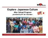 Explore Japanese Culture After Scho...