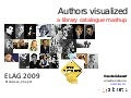 Authors visualized (under construction)