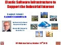 Elastic Software Infrastructure to Support the Industrial Internet