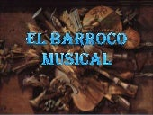 El barroco musical