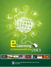 eLearning in Commonwealth Asia 2013