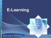 Elearning Defined