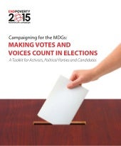 Campaigning for the MDGs: Making Vo...